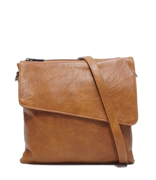 SAC A MAIN CROSSBODY UNI camel